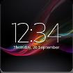 Digital Clock Widget Xperia cho Android