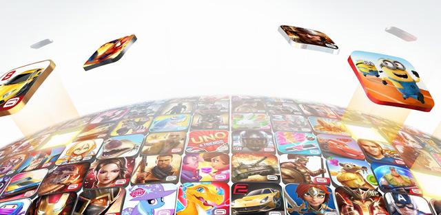 Những ứng dụng nổi tiếng của Gameloft