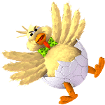 Chicken Invaders 4 Easter cho Android