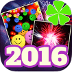 Happy New Year Greeting Cards 2016 cho iOS