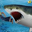 Wild Shark Rescue Simulator - Escape Fish Hunter