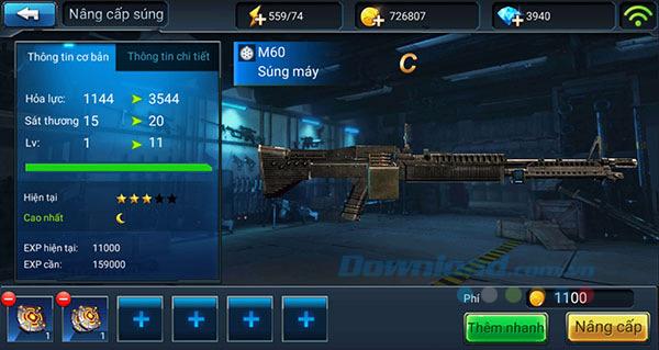 Chiến Dịch Huyền Thoại cho Android - Tải game CDHT Garena mới nhất