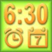 Clock' cho Windows 8