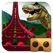 Real Dinosaur RollerCoaster VR cho Android