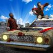 Crazy Zombies Car Wars 3D