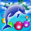Dolphin Bubble Shooter cho Android