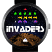 Invaders for Android Wear