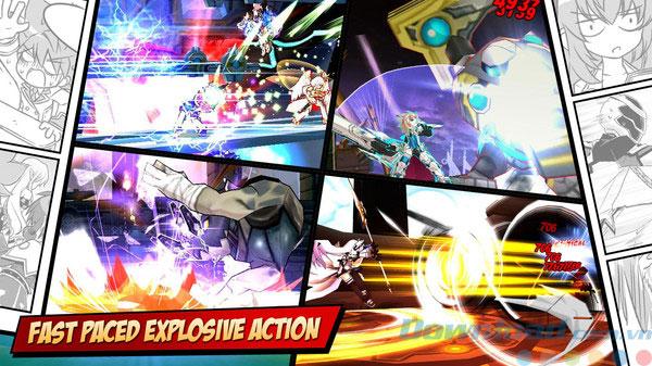 Elsword: Game nhập vai hành động phong cách Manga