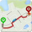 GPS Route Finder Maps cho Android
