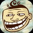 Troll Face Quest Unlucky cho iOS