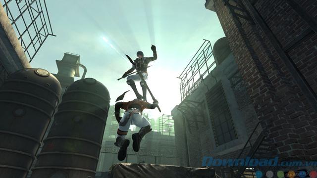 GunZ 2: The Second Duel 1.1 – Game bắn súng góc nhìn thứ 3 kết hợp cận chiến