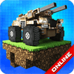Blocky Cars Online cho Android