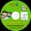 Vở tập viết chữ Việt