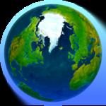 Earth 3D cho Mac