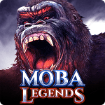 MOBA Legends Kong Skull Island cho Android