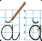 Font chữ tập viết Tiểu học