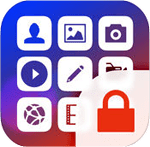 Don't Touch This - Secret Data Vault cho iOS