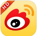 Weibo HD cho iPad