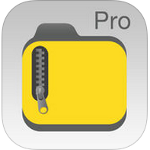 iZip Pro for iPhone cho iOS