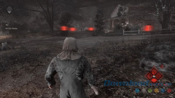 Game kinh dị Friday The 13th