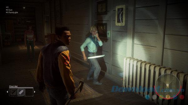 Friday the 13th: The Game mới nhất tập trung vào sửa các lỗi lớn nhỏ tồn tại trong game