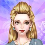 Cheerful Princess Makeup Game