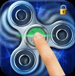 Fidget Spinner Fingerprint Lockscreen cho Android