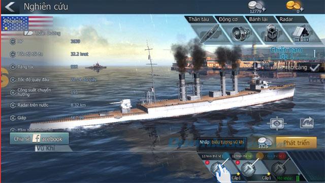 Hệ thống chiến hạm