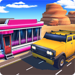 Traffic Panic Boom Town cho Android
