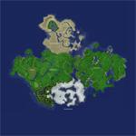Eldaria Map