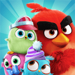 Angry Birds Match cho Android