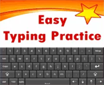 Easy Typing Practice