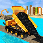New Road Builder City Construction 3D cho Android