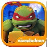 Teenage Mutant Ninja Turtles: Portal Power cho iOS