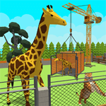 Zoo Craft: Blocky World Construction & Builder cho Android