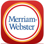 Merriam-Webster Dictionary Pro cho iOS