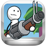 One Gun: Stickman cho iOS