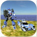Supercar Robot cho iOS