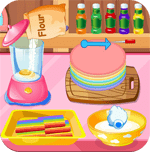 Cooking Rainbow Sugar Cookies cho Android