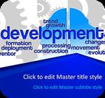 Mẫu PowerPoint kế hoạch phát triển