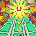 Rush Runner Train Surf 3D cho Android