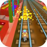 Rush Runner Train Surf 3D cho iOS