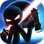 Stickman Ghost 2: Galaxy Wars cho iOS