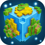 Planet of Cubes Survival Craft cho iOS