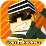 Cops N Robbers (FPS): 3D Pixel cho iOS