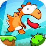Dino Rush cho iOS