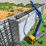 Border Security Wall Construction cho Android