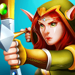 Defender Heroes cho Android