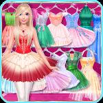 Ballerina Magazine Dress Up cho android