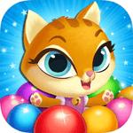 Kitty Pop Bubble Shooter cho iOS